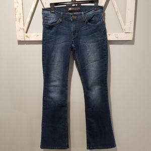 Levi's 524 boot cut jeans juniors size 7